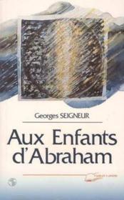 Enfants D'Abraham (Aux) - Couverture - Format classique