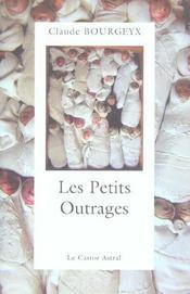 Les Petits Outrages - Intérieur - Format classique