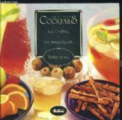 Cocktails et amuse-gueule - Couverture - Format classique