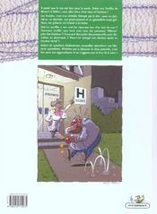 Les toubibs t.1 ; c'est grave, docteur ? - 4ème de couverture - Format classique