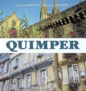 Quimper - Couverture - Format classique