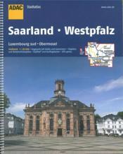 Atlas Saarland - Couverture - Format classique