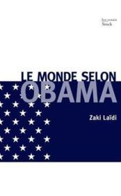 Le monde selon Obama - Couverture - Format classique