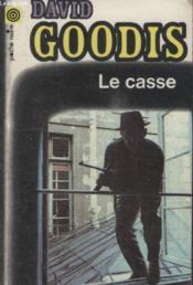 Collection La Poche Noire. N° 78 Le Casse. - Couverture - Format classique