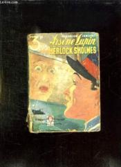 Arsene Lupin Contre Herlock Sholmes. - Couverture - Format classique