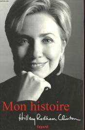 Mon Histoire. - Couverture - Format classique
