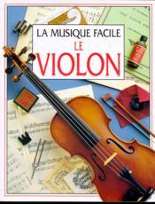 Le Violon - Couverture - Format classique