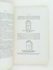 Le Donjon ou Château féodal de Domfront (Orne) avec plans et profils. Etude sur les Châteaux du Moyen-Age. - Couverture - Format classique