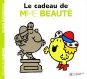 Le cadeau de Madame Beauté - Couverture - Format classique