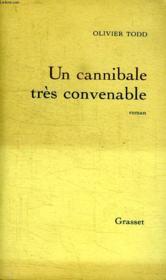 Un cannibale très convenable - Couverture - Format classique