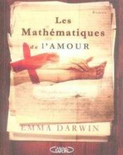 Les mathématiques de l'amour - Couverture - Format classique