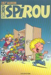 Recueil Spirou ; recueil spirou t.287 - Intérieur - Format classique