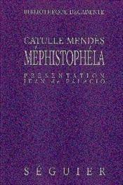 Mephistophela - Couverture - Format classique
