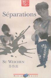 Separations - Intérieur - Format classique