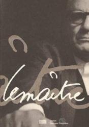 Maurice lemaitre - Couverture - Format classique