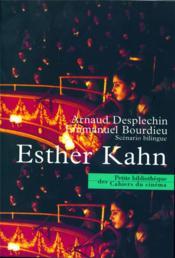 Esther Kahn - Couverture - Format classique