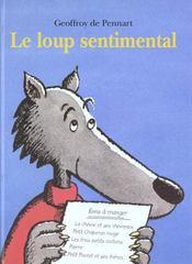 Le Loup Sentimental - Intérieur - Format classique