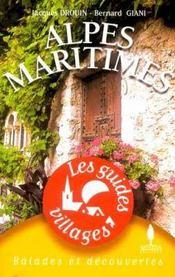 Les Guides Villages ; Alpes-Maritimes - Intérieur - Format classique