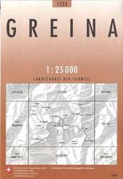 Greina - Couverture - Format classique