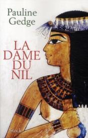 La dame du Nil - Couverture - Format classique