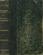 Chonchette - Couverture - Format classique