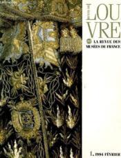 La Revue Louvre, La Revue Des Musees De France N°1 - Couverture - Format classique