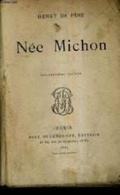 Nee Michon / 17e Edition. - Couverture - Format classique