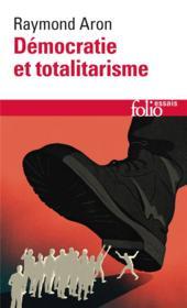 Démocratie et totalitarisme - Couverture - Format classique