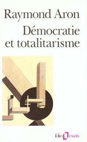 Démocratie et totalitarisme - Intérieur - Format classique
