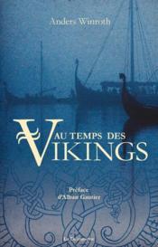 Au temps des vikings - Couverture - Format classique