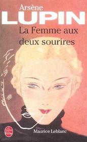 Arsène Lupin ; la femme aux deux sourires - Intérieur - Format classique