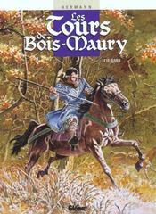 Les tours de Bois-Maury t.10 ; Olivier - Intérieur - Format classique