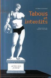 Tabous et interdits - Intérieur - Format classique