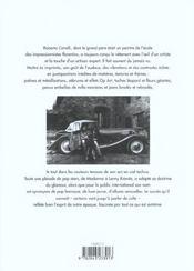 Roberto cavalli - 4ème de couverture - Format classique