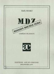 Mdz mission double zero - Couverture - Format classique