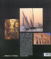 Egypte (L') - 4ème de couverture - Format classique