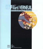 Maurice Pillard-Verneuil ; Artiste Decorateur De L'Art Nouveau - Intérieur - Format classique