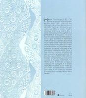 Maurice Pillard-Verneuil ; Artiste Decorateur De L'Art Nouveau - 4ème de couverture - Format classique