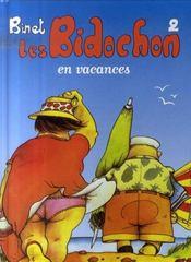 Les Bidochon T.2 ; en vacances - Intérieur - Format classique