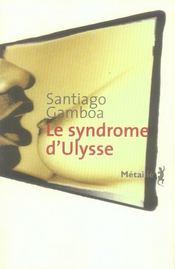 Le syndrome d'ulysse - Intérieur - Format classique