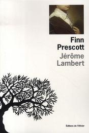 Finn prescott - Intérieur - Format classique