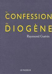 La confession de diogene - Couverture - Format classique
