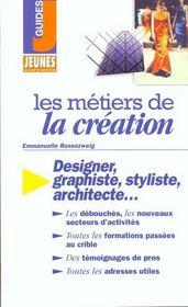 (pilon)metiers de la creation (les) - Intérieur - Format classique