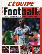 Le Livre Du Football (edition 2006 - Intérieur - Format classique