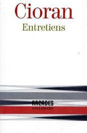 Entretiens - Intérieur - Format classique