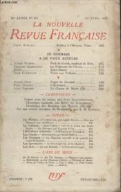 Collection La Nouvelle Revue Francaise N° 283. En Hommage A De Vieux Auteurs. - Couverture - Format classique