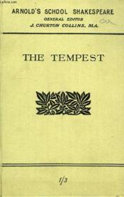 The Tempest - Couverture - Format classique