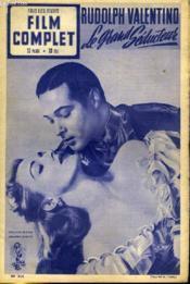Tous Les Jeudis - Film Complet N° 314 - Rudolph Valentino Le Grand Seducteur - Couverture - Format classique