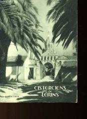 Cisterciens De Lerins - Couverture - Format classique