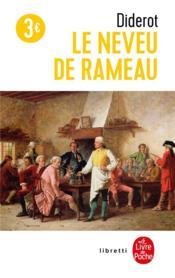 Le neveu de Rameau - Couverture - Format classique